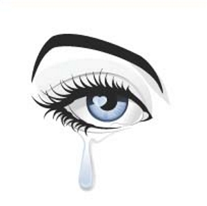 138 Musavvir Eye  Crying Tears