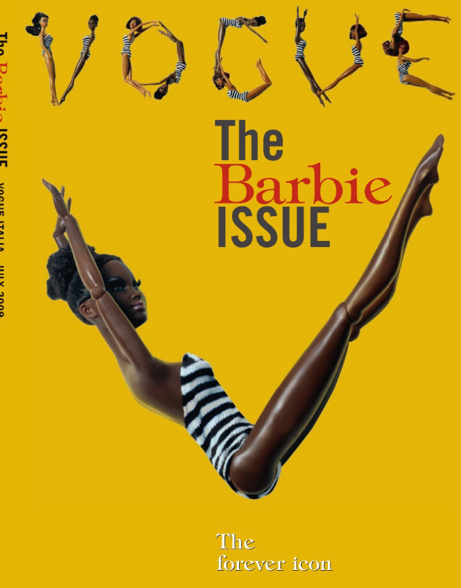 Vogue Italie - The Barbie Issue