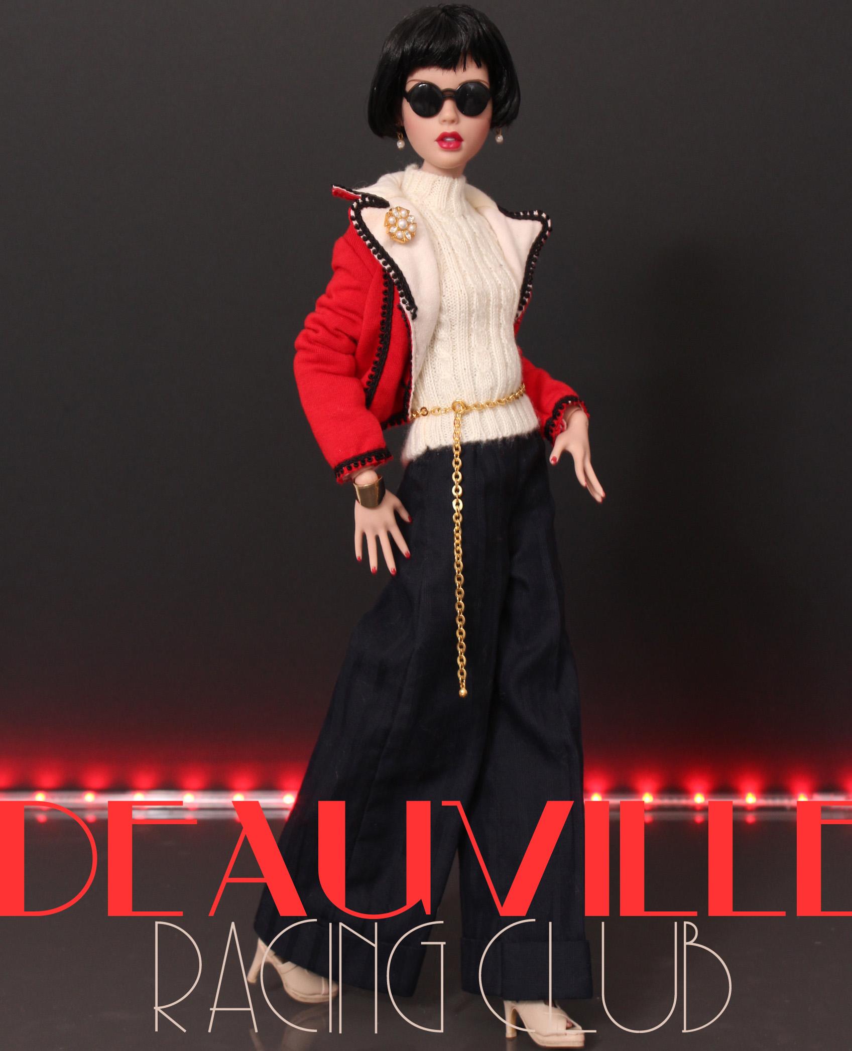 Deauville - Miss Vinyl Booklet