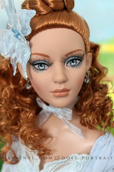 Glinda Butterfly Blue