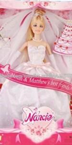 Princesse-de-la-mode-de-mariage-de