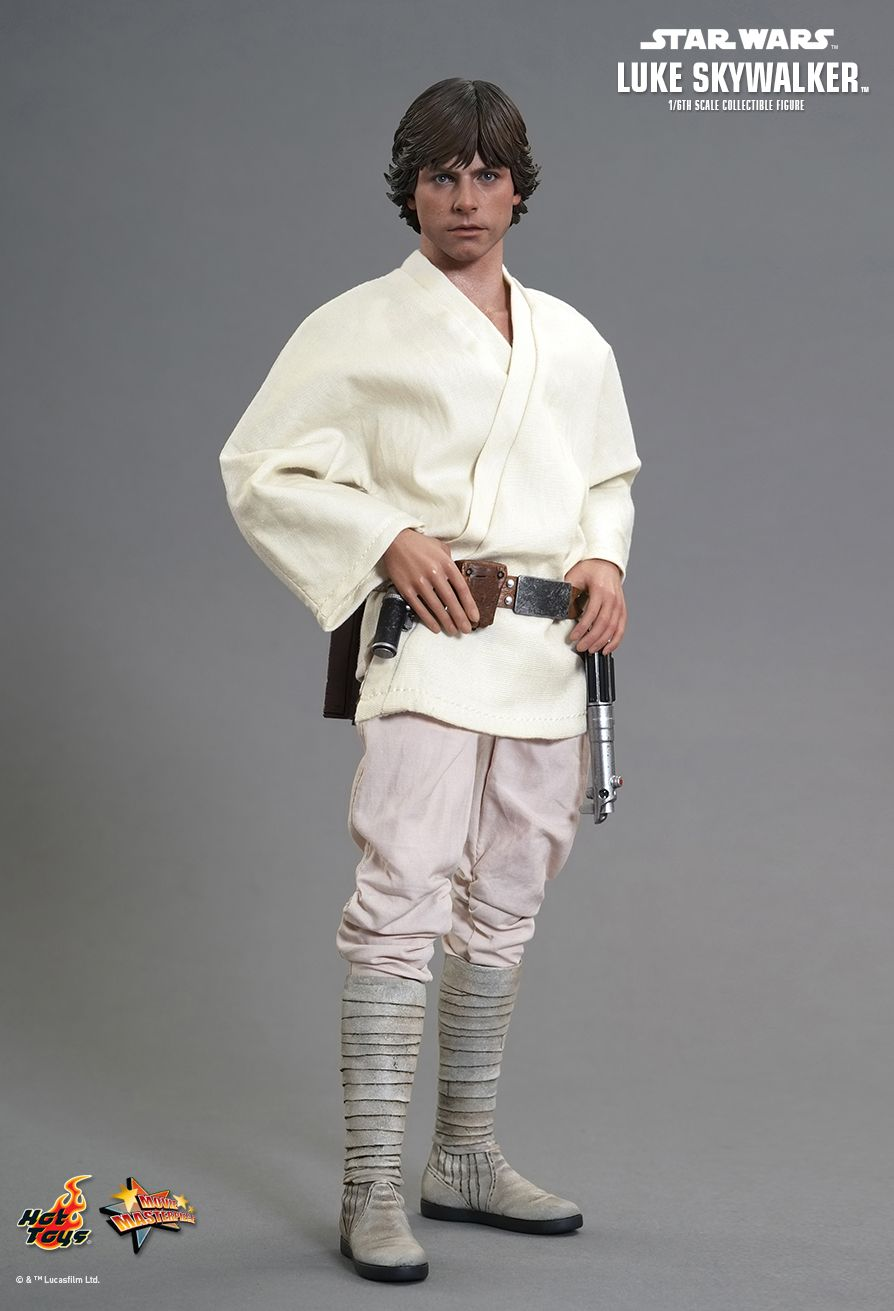 Hot Toys Luke Skywalker