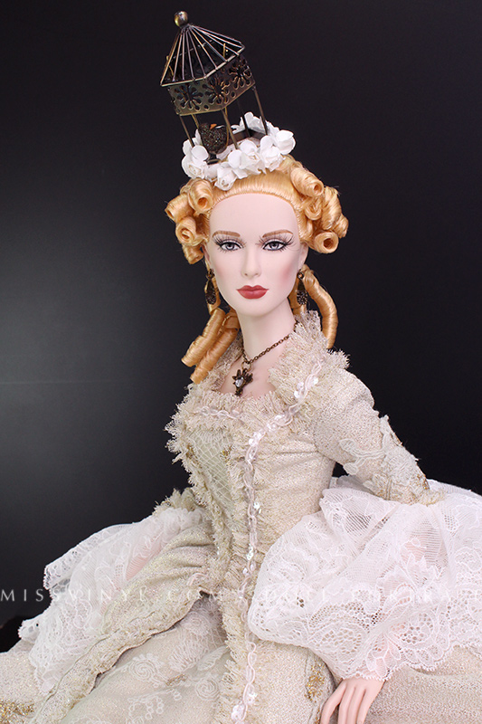 American Model Belle Dame