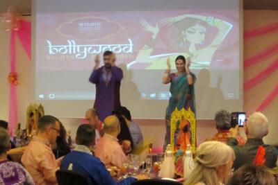 Danseurs Bollywood