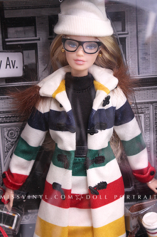 Barbie Hudson Bay