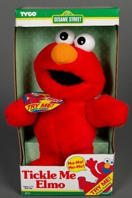 1980 - Tickle Me Elmo