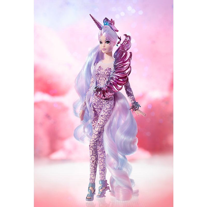 Barbie Unicorn Goddess