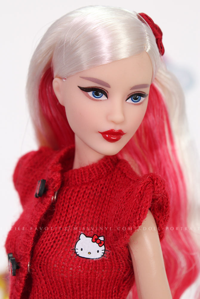 Hello Kitty Barbie