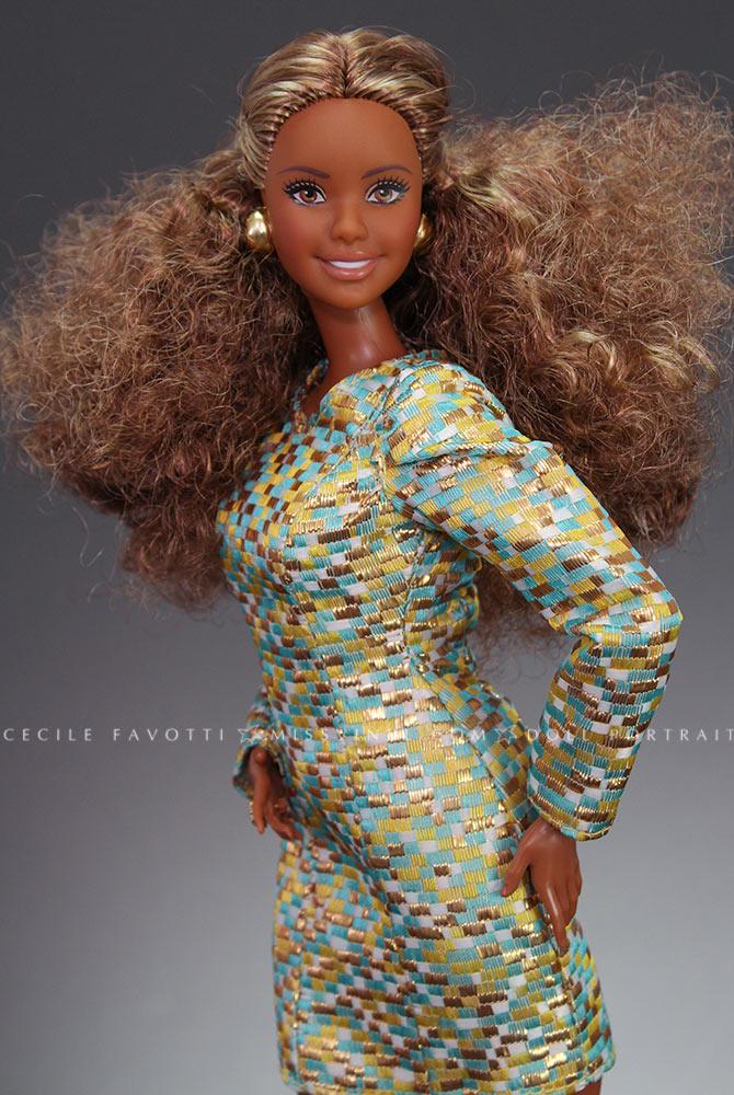 Barbie Nightime Glamour