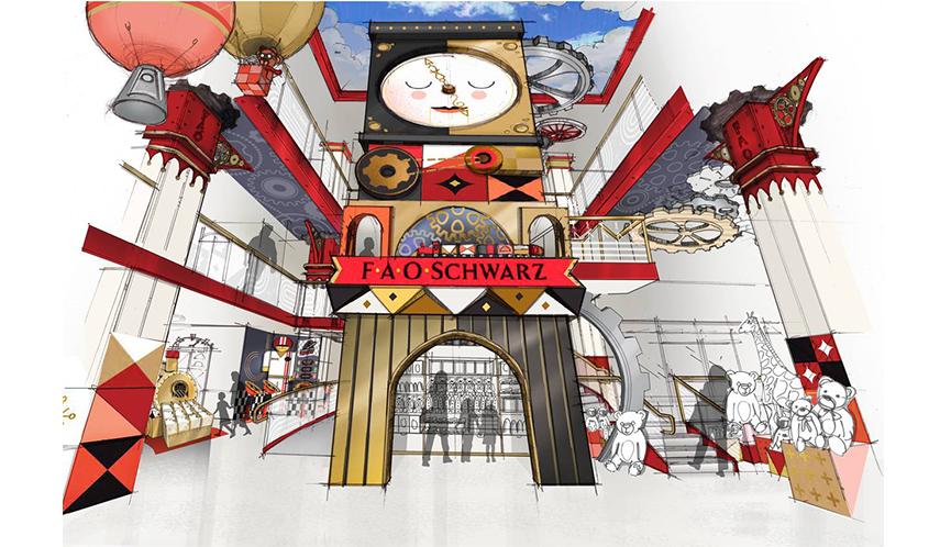FAO-Schwarz Flagship store