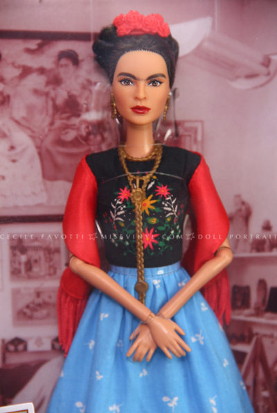 Barbie Frida Kahlo