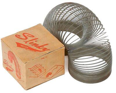 1940 - The Slinky