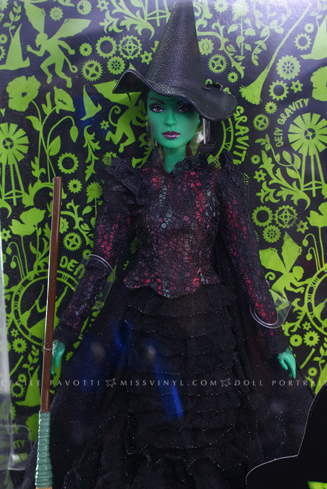 Barbie Wicked - Elphaba