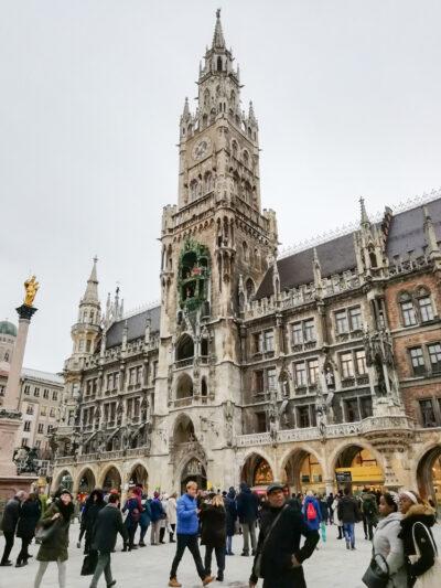 Marienplaz - Munich