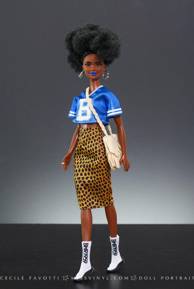 Barbie Fashionistas 156